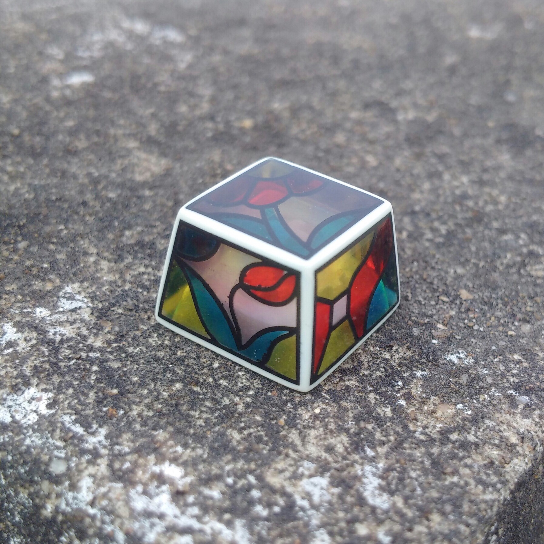 STAINED KEYCAP C-MX